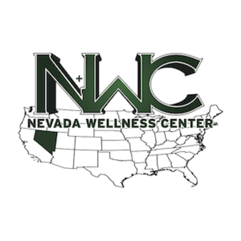 Nevada Wellness Center on Greenery Map