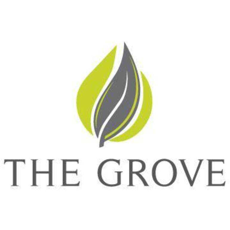 The Grove - Las Vegas on Greenery Map