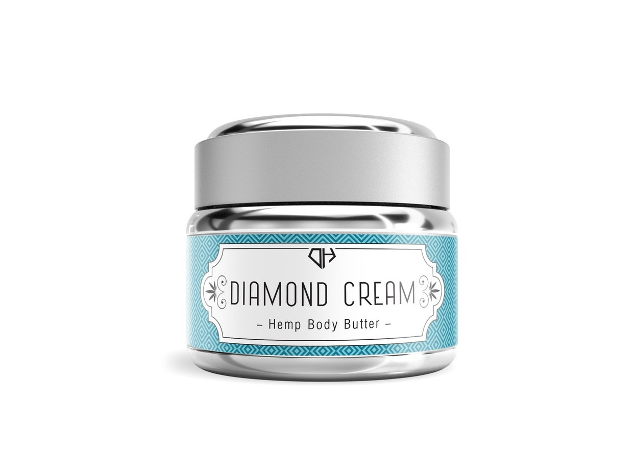 CBD Body Butter (Diamond Cream) on Greenery Map